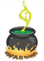 Pixwords CAULDRON
