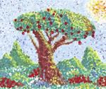 Pixwords POINTILLISM